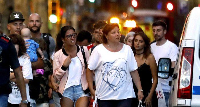 Ataque terrorista en Barcelona vuelve a sumir a España en el miedo a 13 años del 11M