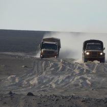 Fiscalía investiga daño patrimonial realizado por el Ejército en Camino del Inca