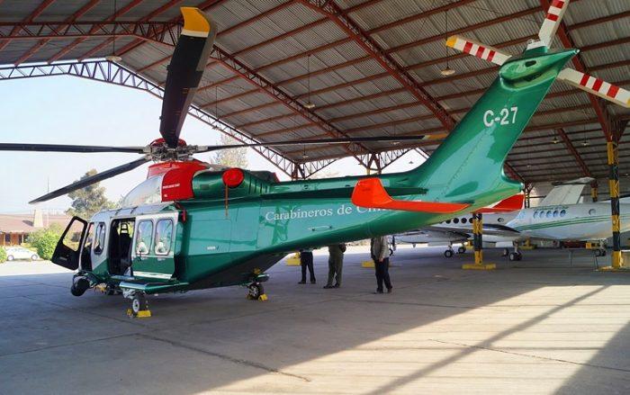 Fiscalía y SII investigan posibles irregularidades en el Club Aéreo de Carabineros