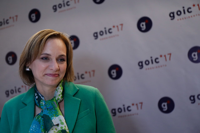 Carolina Goic en clave de izquierda: