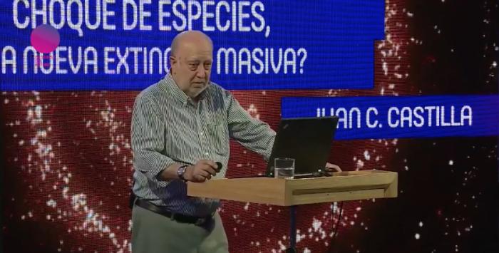 Juan Carlos Castilla, Premio Nacional de Ciencias Aplicadas: «Tardaremos cinco años en ver los efectos de la pandemia en el cambio climático»
