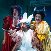 Melodías pegajosas y un guión ágil en La Cenicienta de Rossini en el Municipal