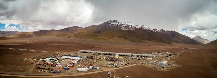 The New York Times destaca central Cerro Pabellón como un  avance en la transformación energética de Chile