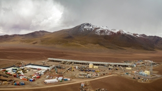 The New York Times destaca central Cerro Pabellón como un  avance en la transformación energética de Chile