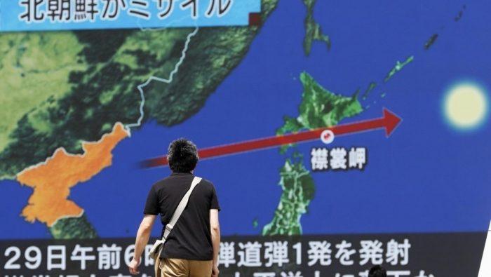China admite que régimen norcoreano violó las resoluciones de Naciones Unidas y promete tomar medidas