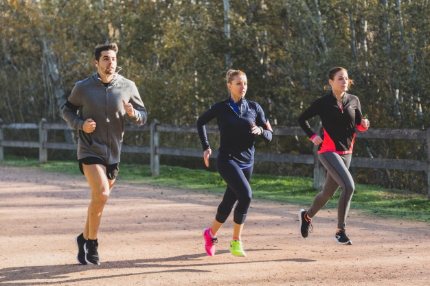 Una buena respiración es fundamental a la hora de hacer ejercicio