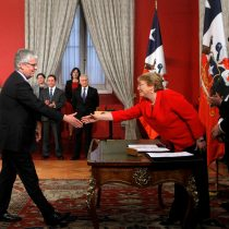 De Educación a Segpres y ahora a Hacienda: Eyzaguirre toma el control del equipo económico en el último tiempo de Bachelet