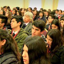 Congreso de jóvenes busca contribuir a la formación cívica de líderes secundarios en Rancagua