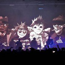 Gorillaz anuncia su primer concierto en Chile