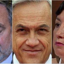 Encuesta Criteria: trasvasije de votos de Guillier a Sánchez y viceversa no alcanza para ganar a Piñera en segunda vuelta