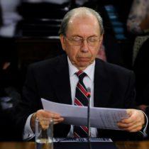 Los informes malditos del Sename que complican la llegada del juez Carreño a la presidencia de la Suprema
