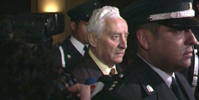 General (r) Héctor Orozco falleció a los 93 años: cumplía condena en Punta Peuco