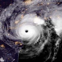 [VIDEOS] El impacto del monstruoso Huracán Harvey en las costas de Texas
