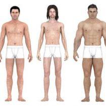 Así ha cambiado el ideal de belleza masculino los últimos 150 años
