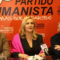 Pamela Jiles enfrenta críticas a su candidatura: