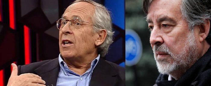 Guillier defiende reforma de pensiones de Bachelet parafraseando a José Piñera: