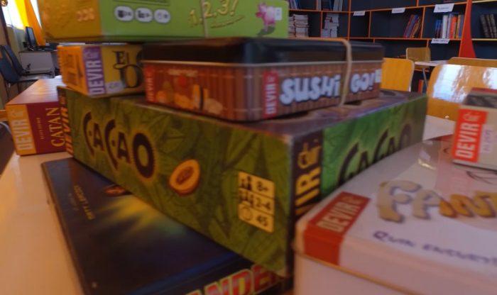 Educación lúdica: juegos de mesa se incorporan en colegios para reforzar las clases