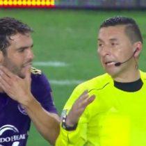 [VIDEO] La polémica expulsión de Kaká debido a que el VAR