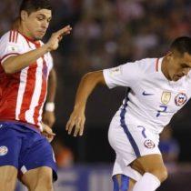 La Roja buscará los tres puntos ante Paraguay para dar un paso casi definitivo hacia el Mundial de Rusia 2018