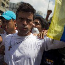 [VIDEO] Leopoldo López y Antonio Ledezma vuelven a las celdas de una cárcel militar