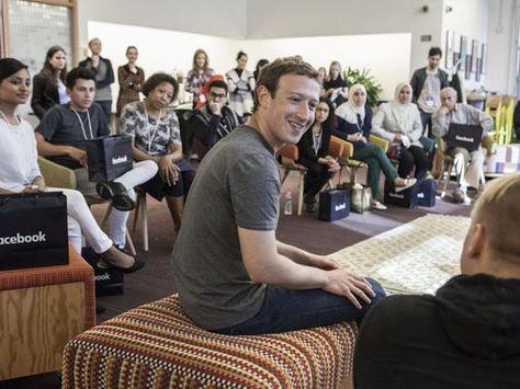 Mark Zuckerberg y los riesgos de la transmisión en vivo
