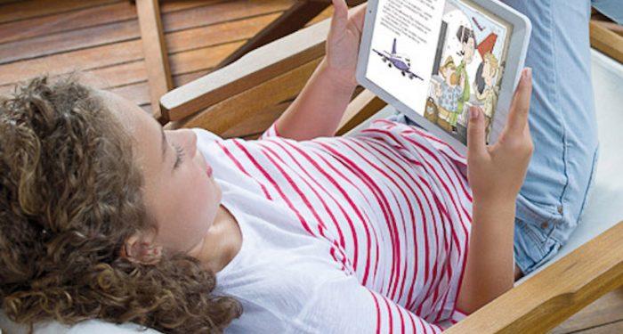 Las nuevas plataformas que buscan incentivar la lectura infantil