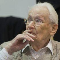 Fiscalía alemana determina que criminal nazi de 96 años es apto para ingresar a la cárcel