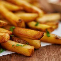 Científicos chilenos crean un sustituto de papa frita más saludable