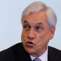 [VIDEO] Piñera se hace el chistoso por desayuno frugal en entrevista radial: