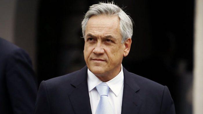 """Feministas responden a Piñera sobre aborto: """"No puede cambiar una ley aprobada por mayoría"""""""