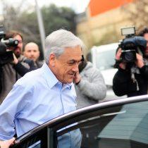 ChileVamos alcanza preacuerdo parlamentario que deja en manos de Piñera decisión sobre siete distritos