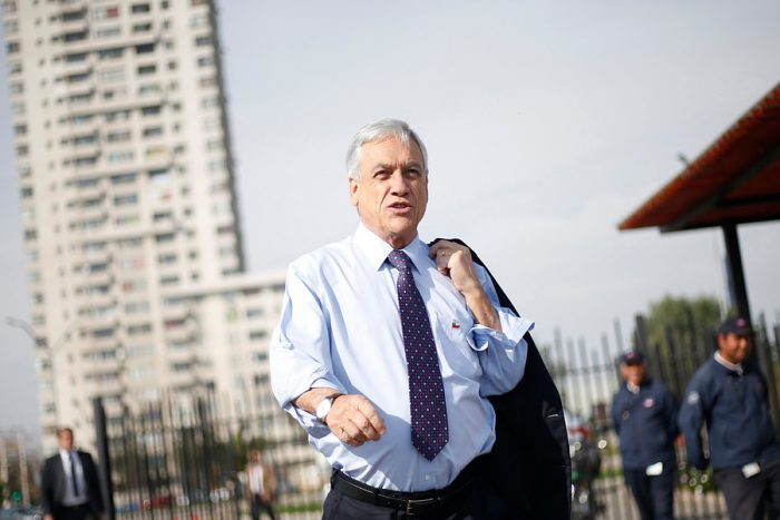 Corte de Apelaciones confirma sobreseimiento de Piñera del caso Exalmar