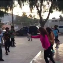 [VIDEO] A lo Ronny Dance: Piñera sorprende en Copiapó como monitor de zumba