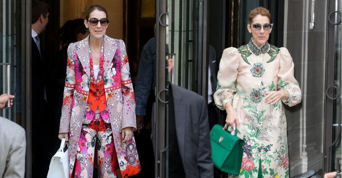 Los renovados looks de Celine Dion tras su viudez ¿Te gusta su nuevo estilo?