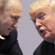 Trump alerta que relación con Rusia está en situación
