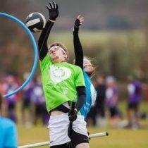 [VIDEO] Cómo se juega en el mundo real al Quidditch, el deporte favorito de Harry Potter