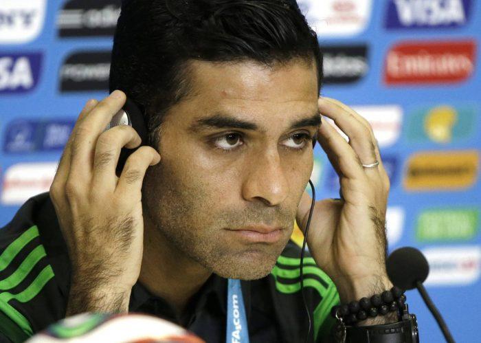 EE.UU vincula al futbolista mexicano Rafael Márquez con red de narcotráfico