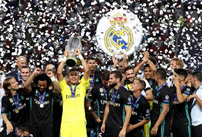 Real Madrid se posiciona como el club de mayor valorización empresarial del mundo desplazando al Manchester United
