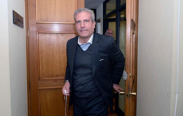 Rincón anuncia que no bajará su candidatura y acusa estrategia de Goic para tapar con