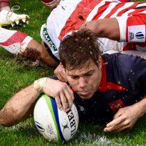 Chile debuta con estrecha derrota ante Japón en el Mundial Juvenil de Rugby
