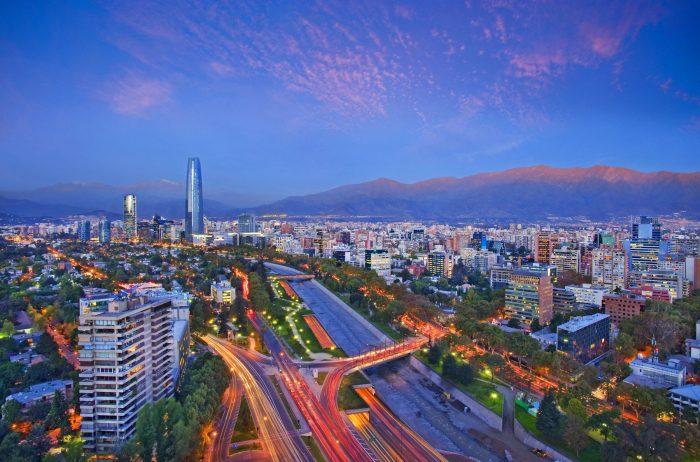Santiago, la segunda mejor ciudad para vivir en Latinoamérica según ranking de The Economist