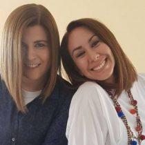 """Troleo a Scarleth Cárdenas por fotografía con su pareja. """"En Internet las mujeres son menos empáticas con su género"""""""