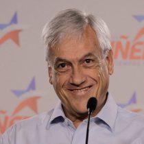 Piñera se sube a la ola anti política y propone terminar con TC cuoteado entre partidos