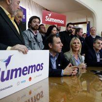 Lily Pérez y Andrés Velasco inscriben nuevo pacto electoral: