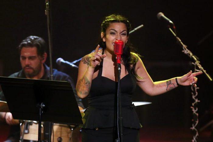 Ana Tijoux y la mexicana Lila Downs deslumbraron en concierto conjunto