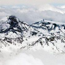 Los 42 eventos sísmicos por hora del Tupungatito, uno de los volcanes activos de la Región Metropolitana