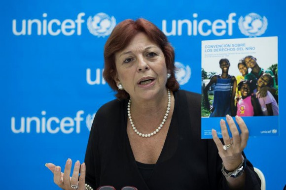 """Directora regional de Unicef sobre aborto 3 causales: """"Bien por Chile"""""""