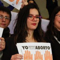 Camila Vallejo defenderá ante el TC la despenalización del aborto en tres causales