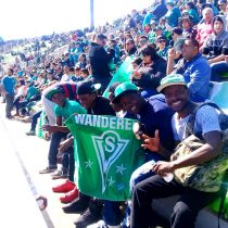 La barra haitiana de Wanderers