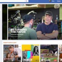 Watch, la nueva plataforma con que Facebook busca competir con Netflix y YouTube